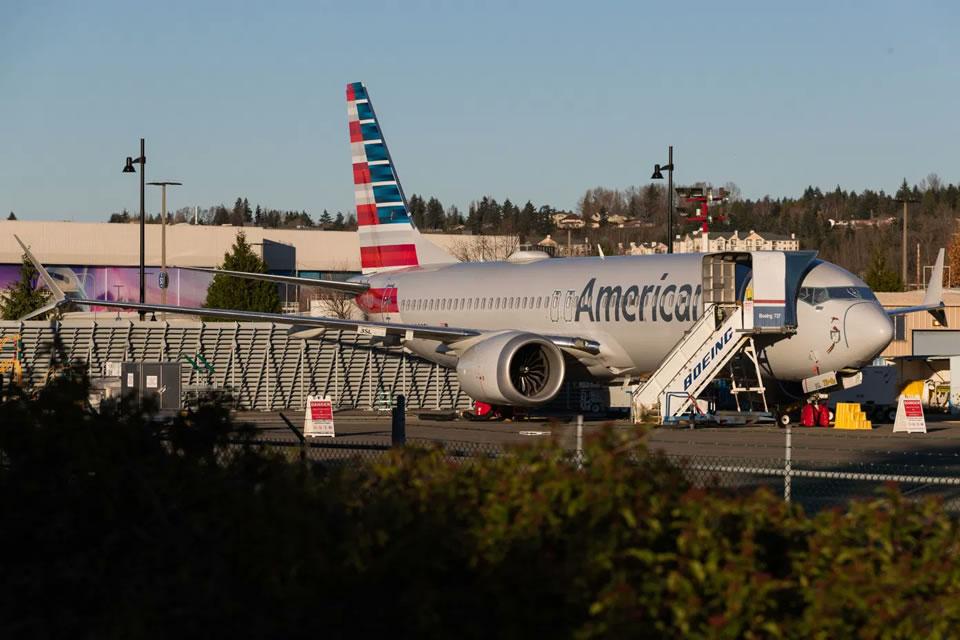 Boeing 737 Max выполнил первый за почти два года регулярный рейс