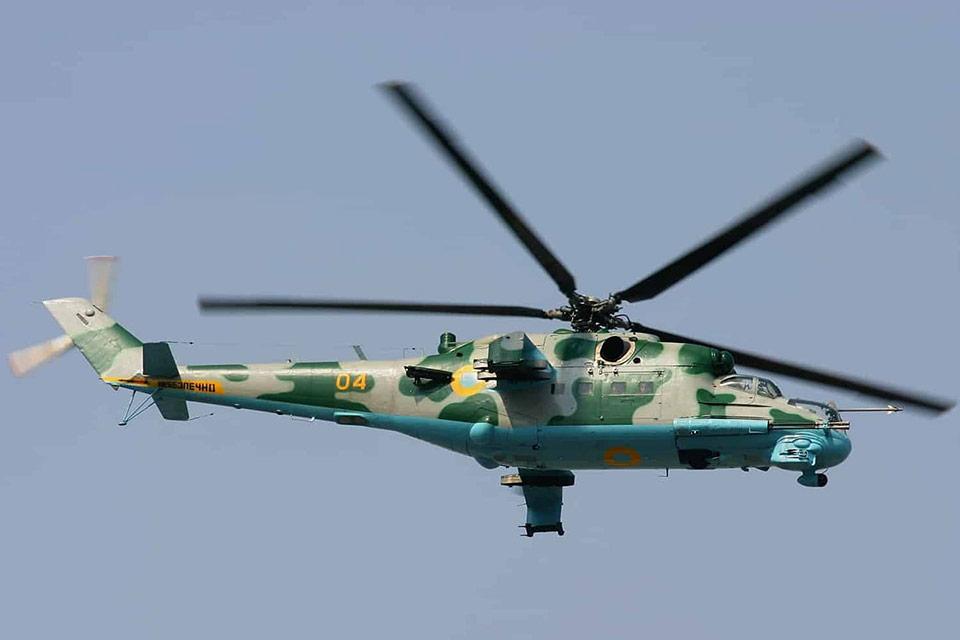 Армейская авиация вернет в строй в 2021 четыре звена вертолетов Ми-24