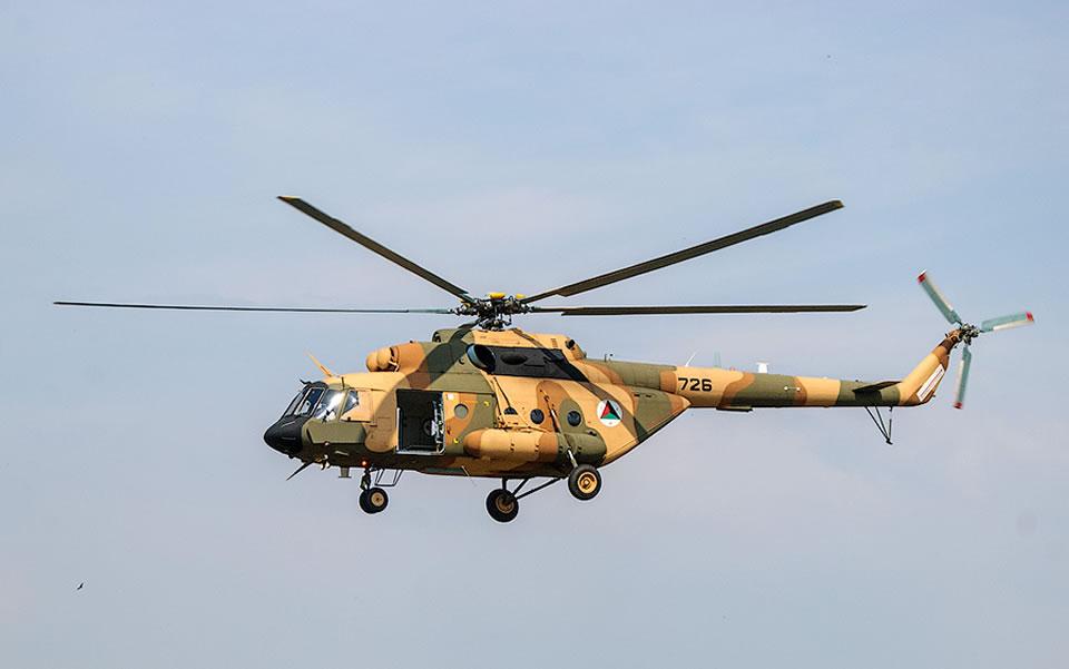 Украина отремонтирует афганские Ми-17 вместо России