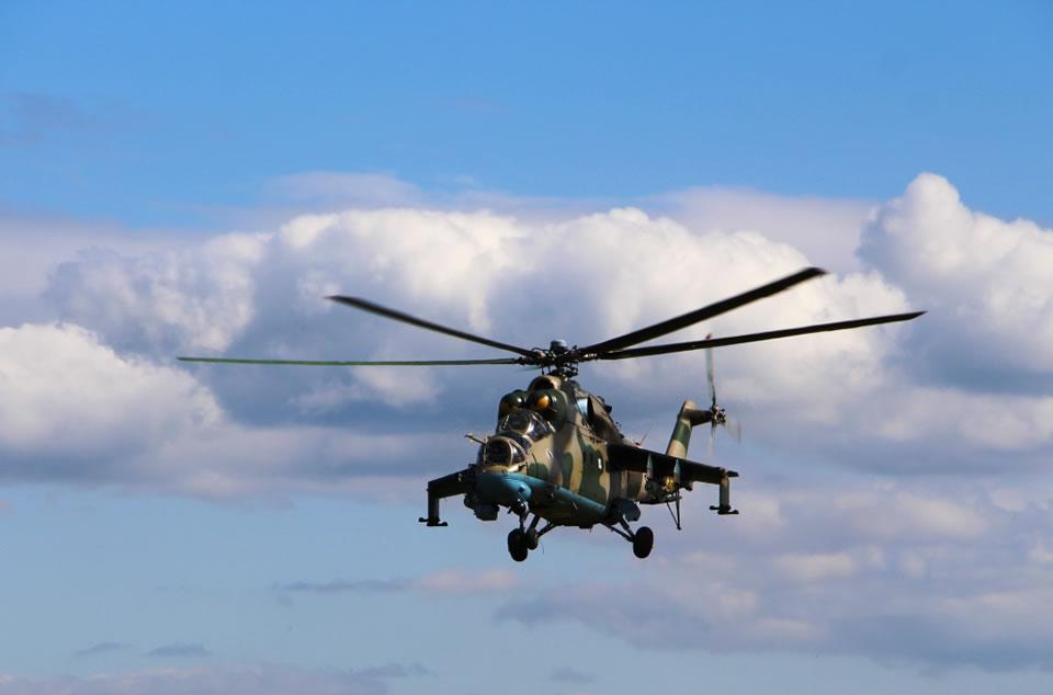 Украинские вертолеты получат отечественные лопасти в 2021 году