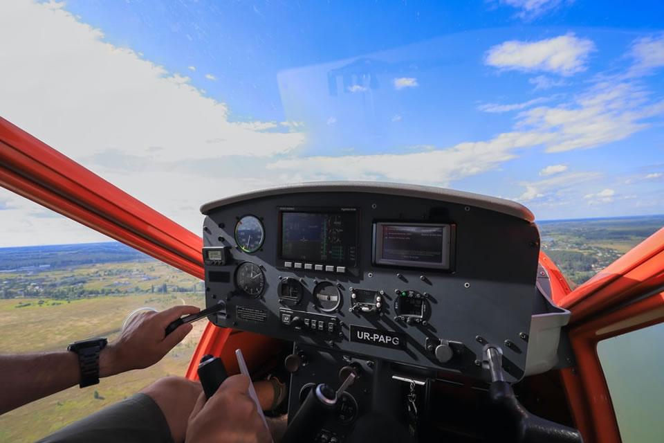 Ноябрь - без происшествий в гражданской авиации