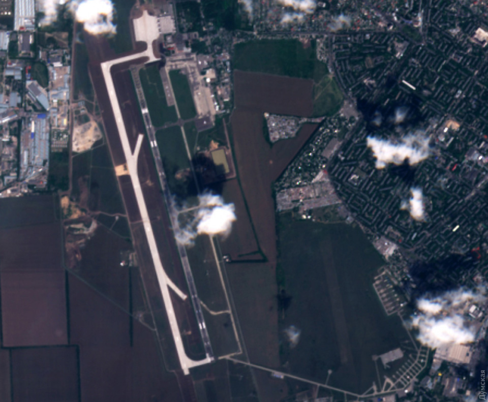 Модернизация одесского аэропорта продолжится в будущем году