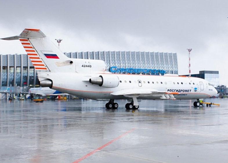 Эпопея с самолетом для вызова дождей провалилась