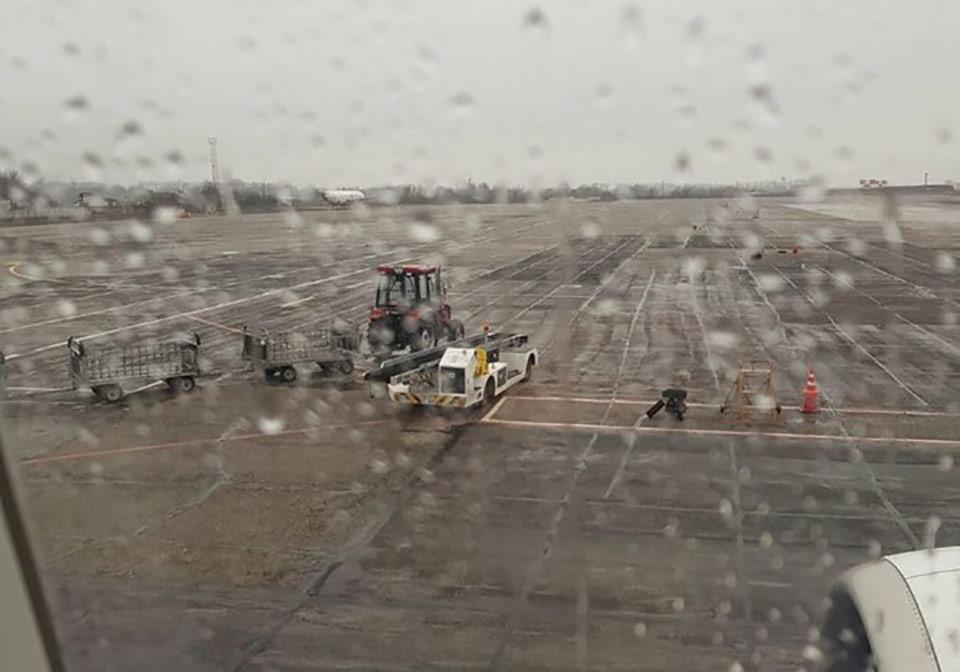 Из-за беременной иностранки: в Одесском аэропорту отменили рейс в Стамбул