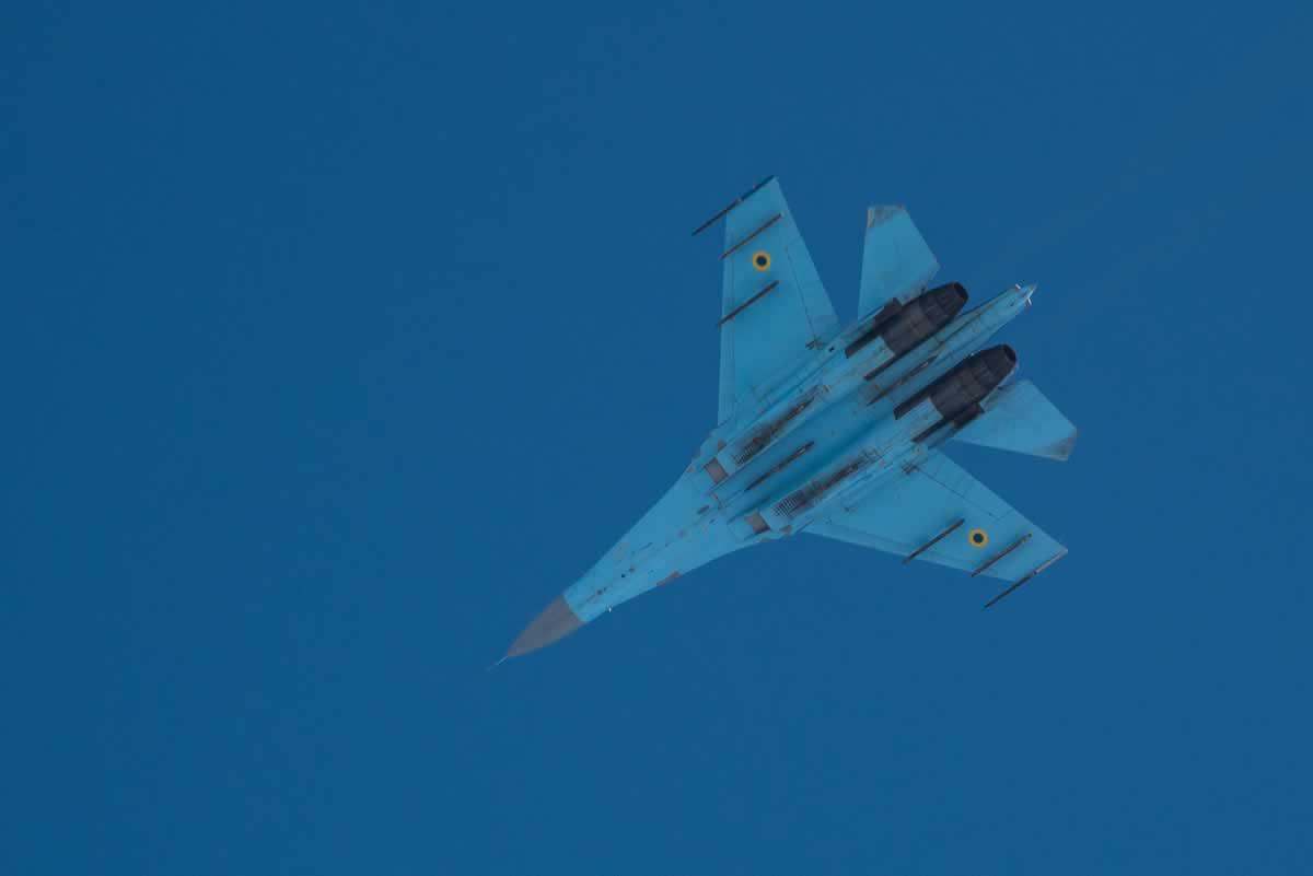 В Миргороде прошли первые в этом году командирские полеты