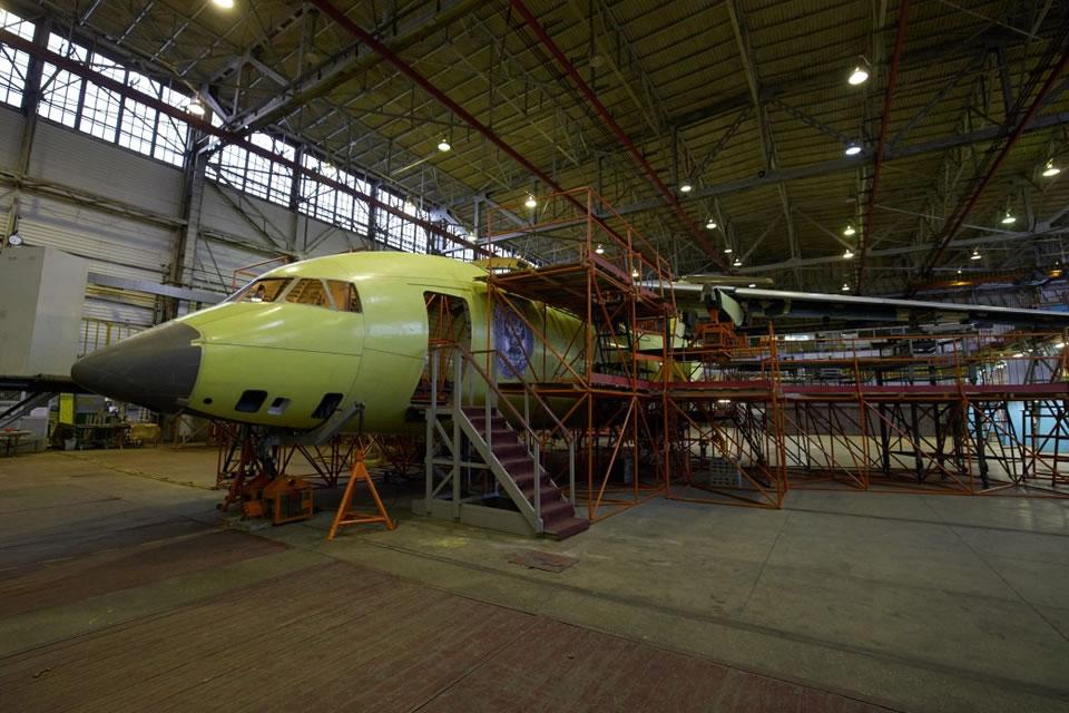 Продолжается импортозамещение для Ан-178