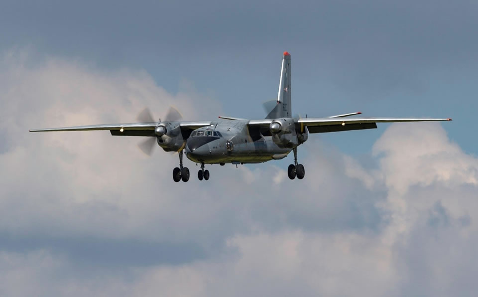 Ан-26G. Загадочный ганшип для Blackwater