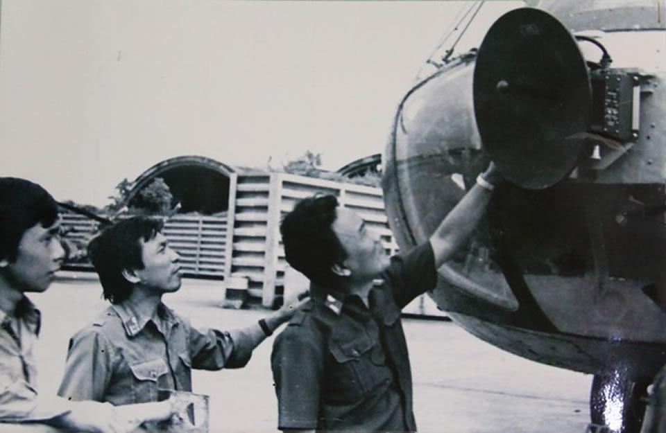 Установка специальной разведывательной аппаратуры на Ан-26