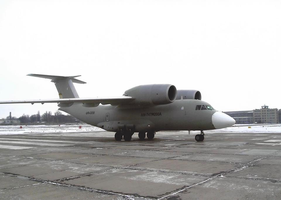 Ан-74 для ВСУ - а как же российский импорт?