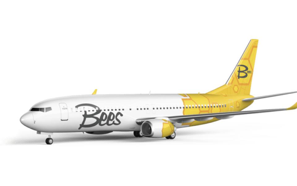 Первый чартер Bees Airline в Кению запланирован на 16 апреля