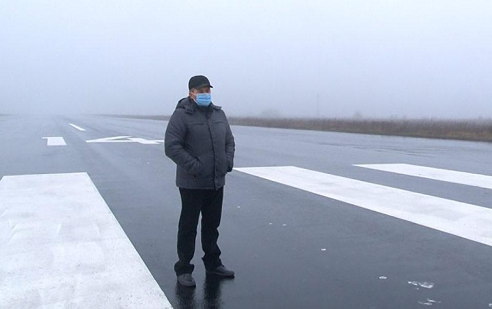 Ремонт два с половиной года: аэропорт Черкассы могут убрать из программы финансирования