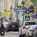 Дорожные и прочие знаки в Нижнем Новгороде