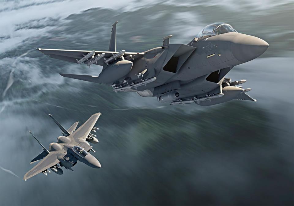 В Воздушных Силах выбрали боевые самолеты