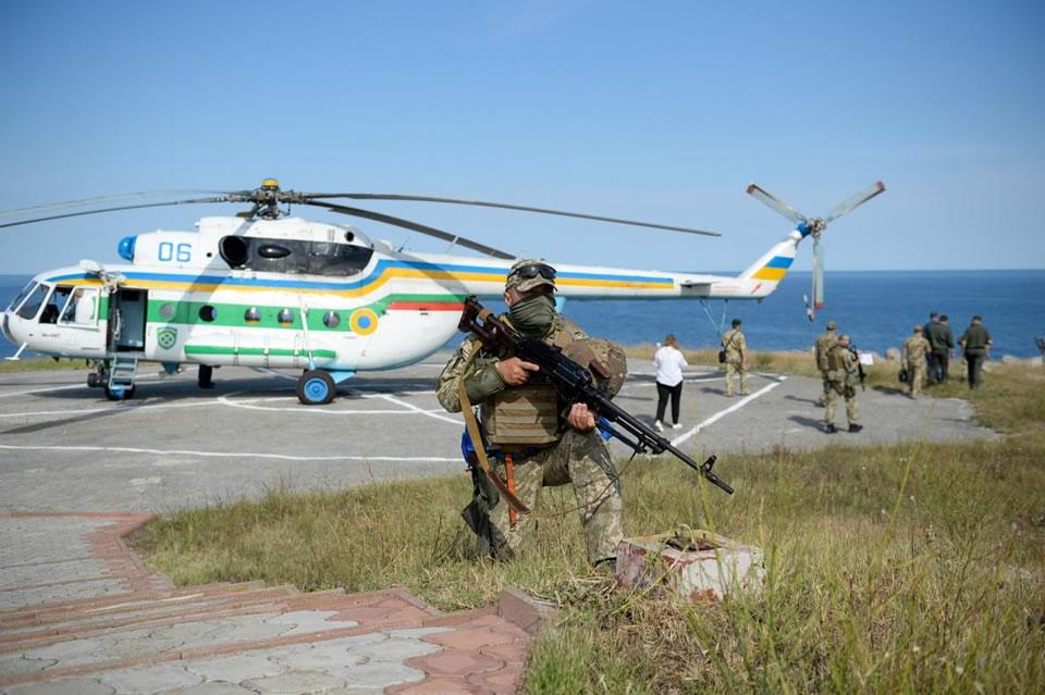 Пограничная авиация примет участие в учениях