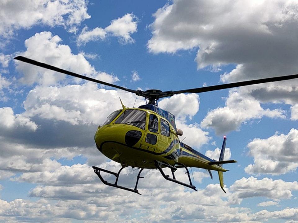 В этом году Госпогранслужба должна получить еще 10 вертолетов Н125