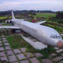 Самолет Брежнева спрятан под Киевом