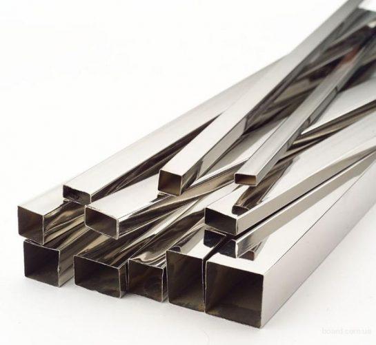 Виды и особенности труб из нержавеющей стали