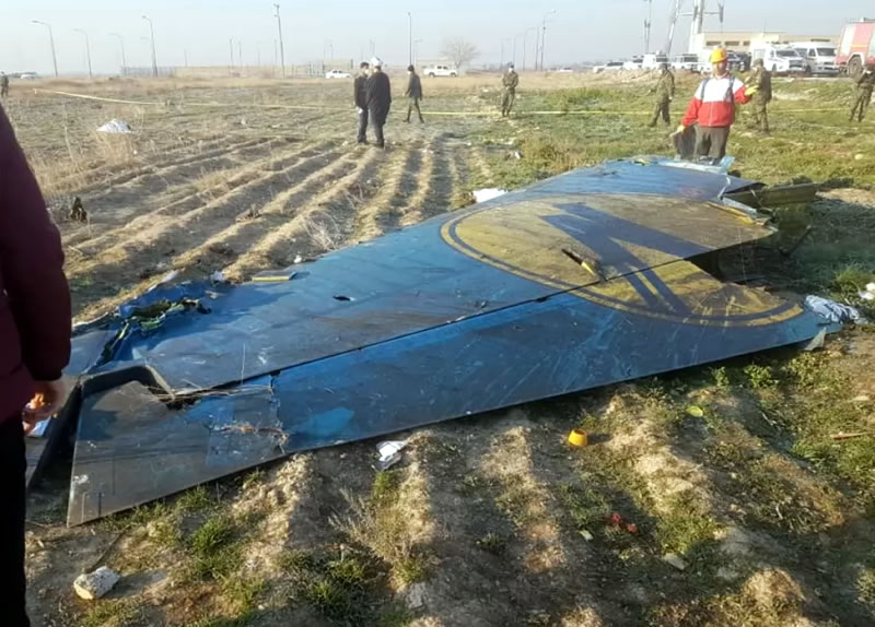Крушение самолета МАУ: Канада и Афганистан обсудили ход расследования