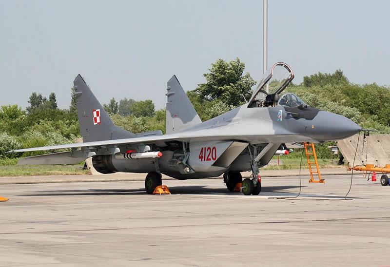 Украина помогает Польше ремонтировать МиГ-29
