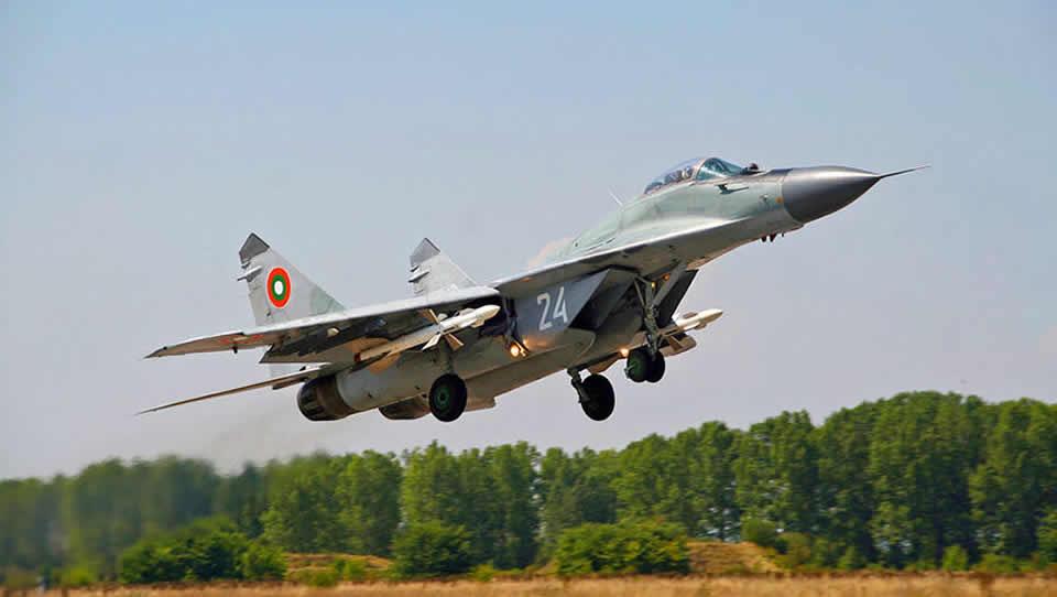 Ремонт болгарских МиГ-29 сорван
