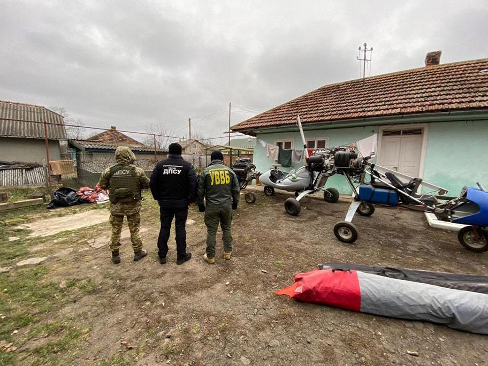 ГПСУ подвела итоги года по борьбе с контрабандой по воздуху