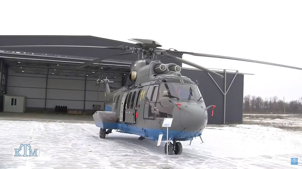 Нацгвардия готовится получить еще 4 вертолета Airbus