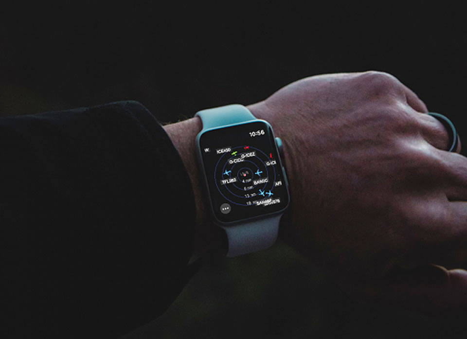 Отслеживать рейсы теперь можно через виджет на Apple Watch