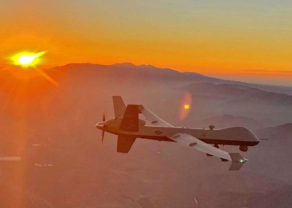 США разместили в Румынии эскадрилью дронов MQ-9 Reaper и 90 летчиков