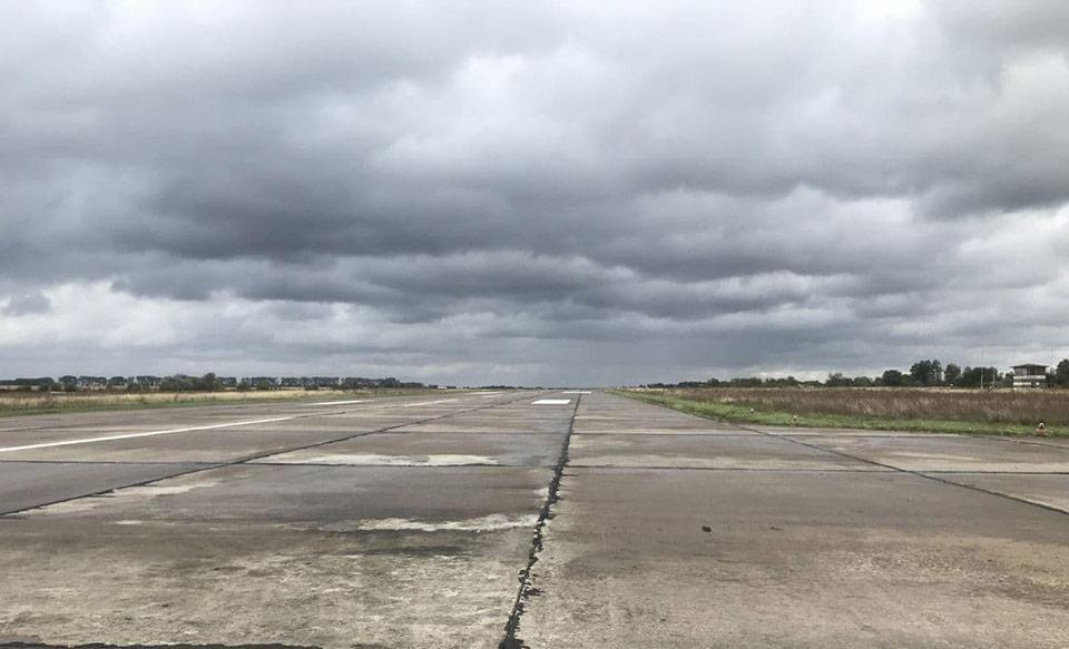Объявлен тендер на реконструкцию аэропорта Ровно