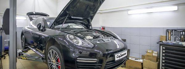 Обслуживание и ремонт всех моделей Porsche в Москве