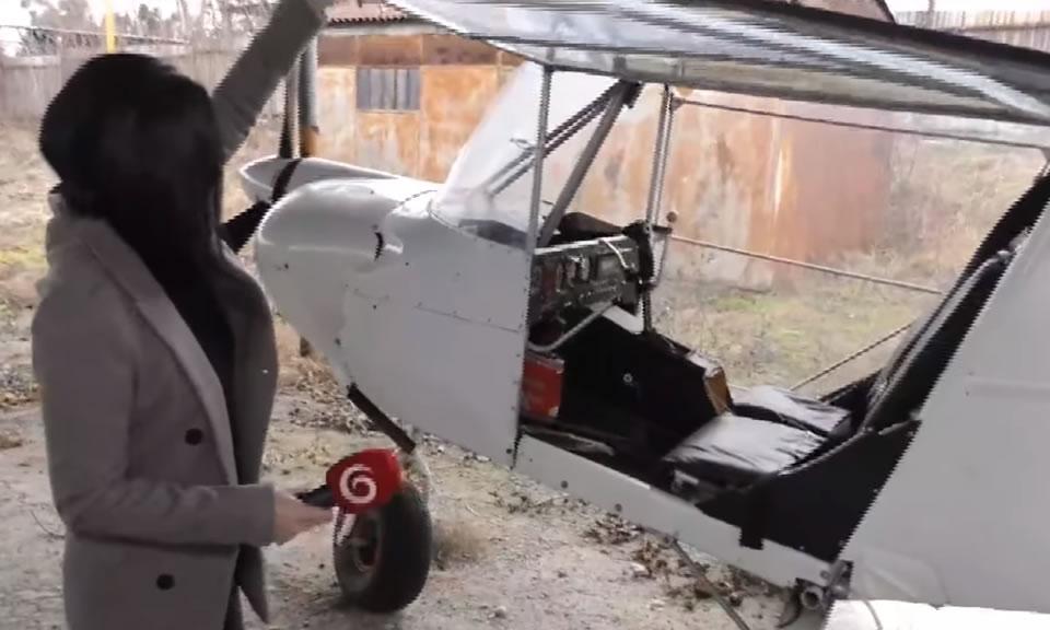 В Словакии показали самолеты украинских контрабандистов