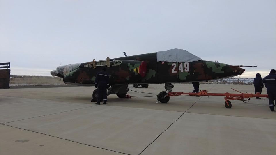Беларусь модернизирует болгарские Су-25