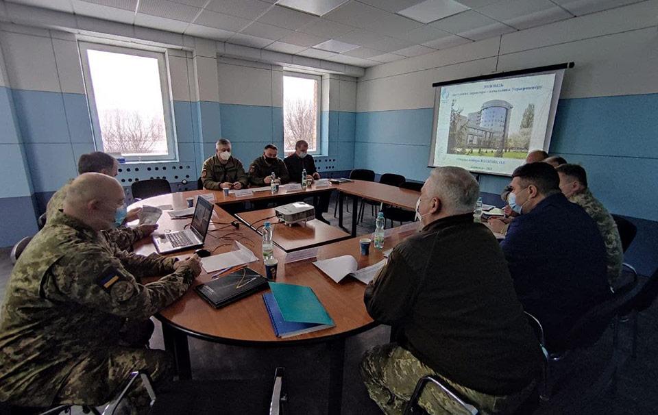 В Укрэрорухе начала работу инспекционная группа Минобороны
