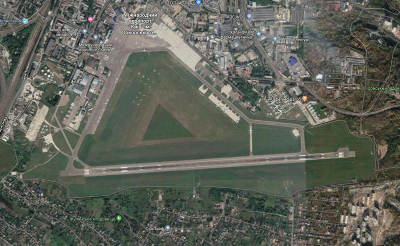 Комиссия Киеврады одобрила расширение аэропорта