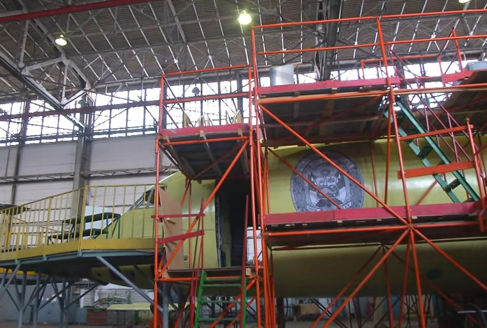 Ан-178 для армии: кто будет производить комплектующие и что это значит для ГП