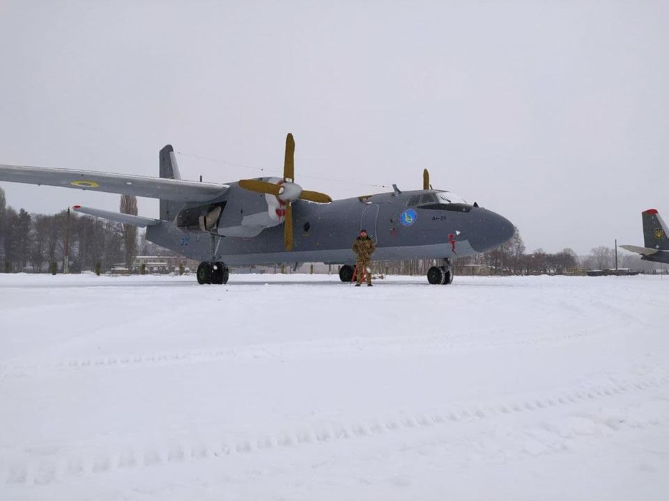 Госинститут испытаний вооружений и военной техники получил отремонтированный Ан-26
