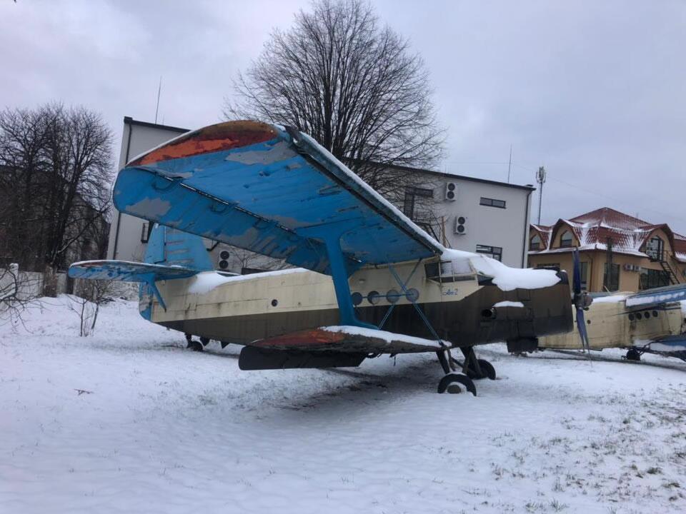 СЕТАМ продает еще два конфискованных Ан-2