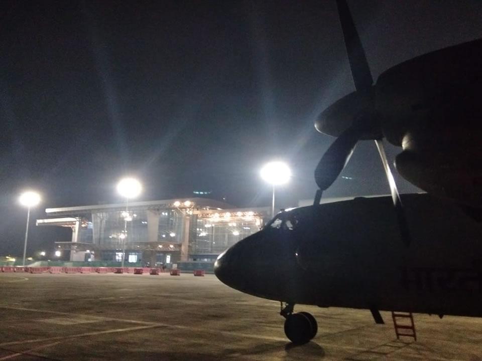 Ан-32 обеспечивают масштабную спасательную операцию в Индии