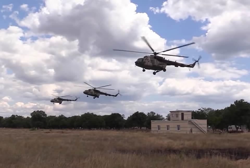 Украинская авиация против России на Донбассе