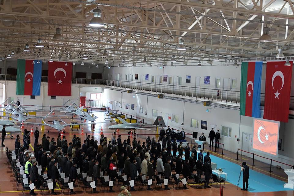 Группа военнослужащих Азербайджана завершила обучение на Bayraktar TB2
