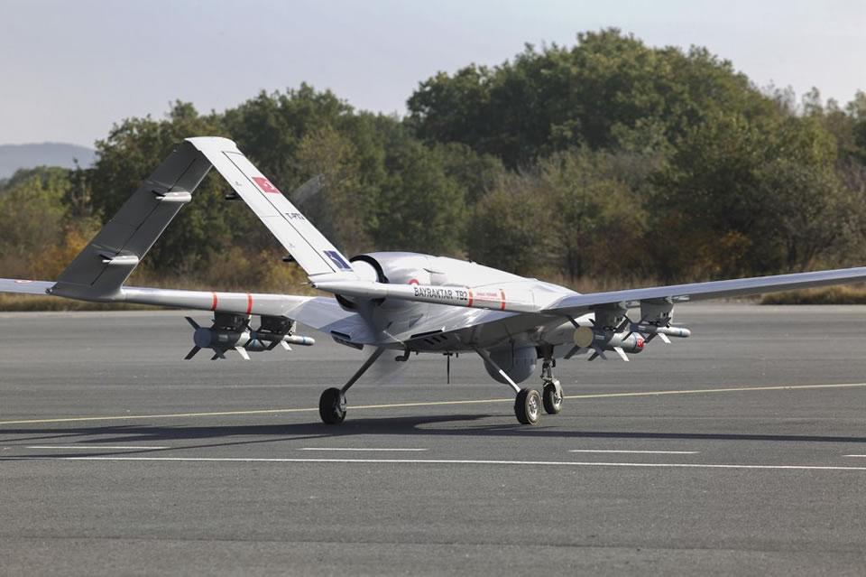 Беспилотники Bayraktar TB2 налетали уже 300 тысяч часов
