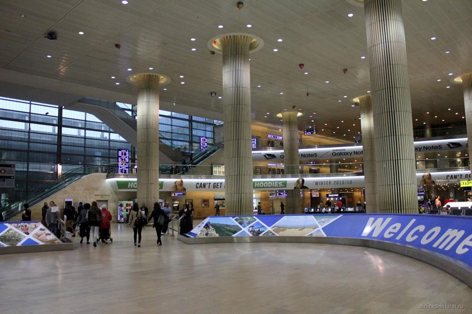 Израиль разрешит допуск до 2 тыс. авиапассажиров в сутки