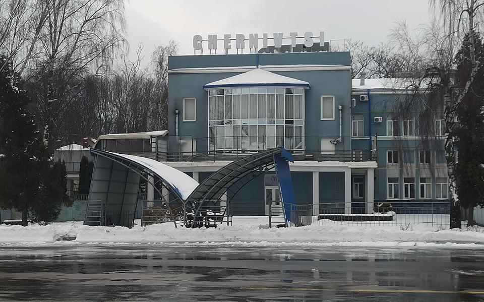 Черновцы могут восстановить авиарейс в Киев