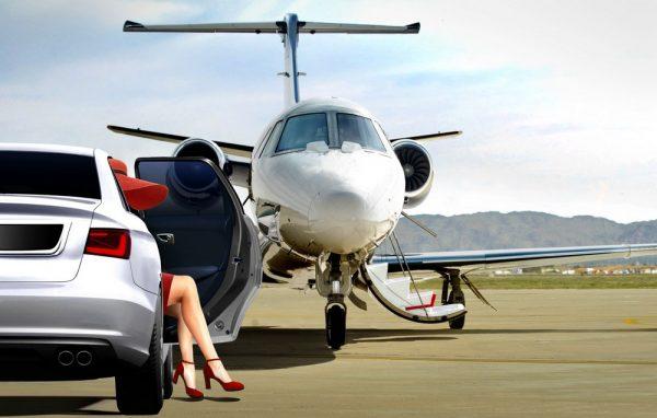 Международные перелёты бизнес авиацией