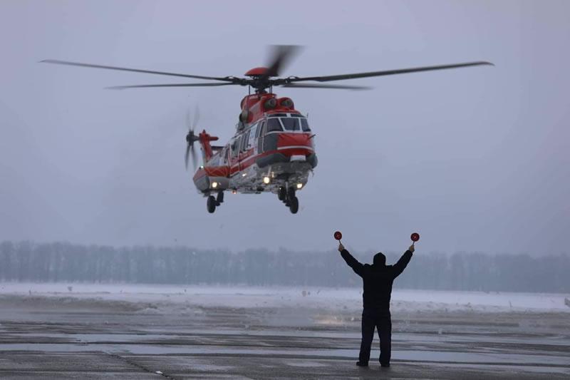 Нацгвардия получит десять вертолетов Airbus в 2021-2022