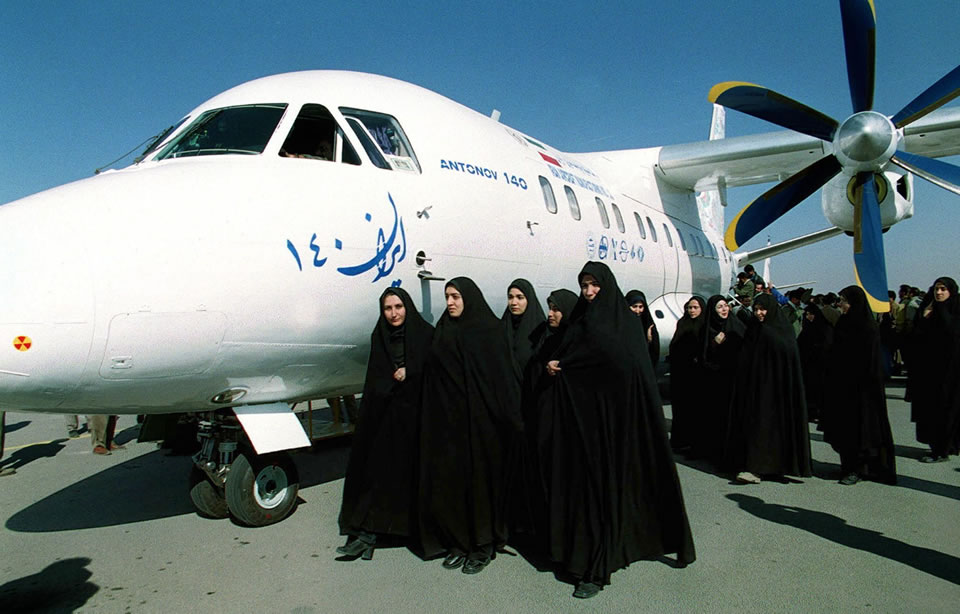 Иран будет делать транспортные Ан-140