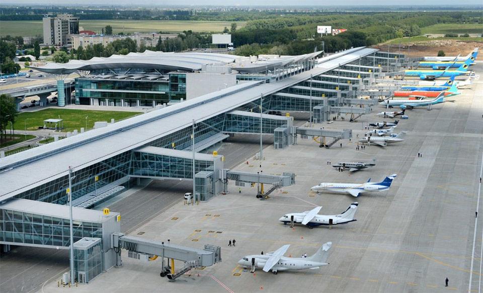Кабмин разрешил займ 270 млн евро для аэропорта Борисполь