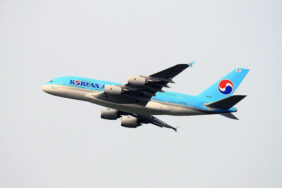 Korean Air анонсировала