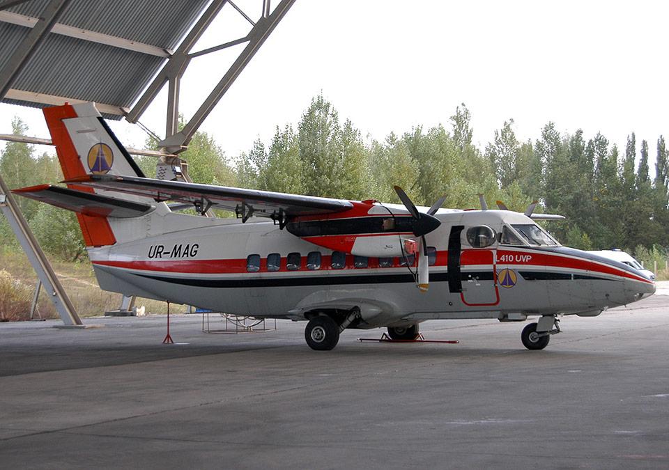 Чиновника госпредприятия будут судить за 250 тыс. грн убытков на аренде самолета