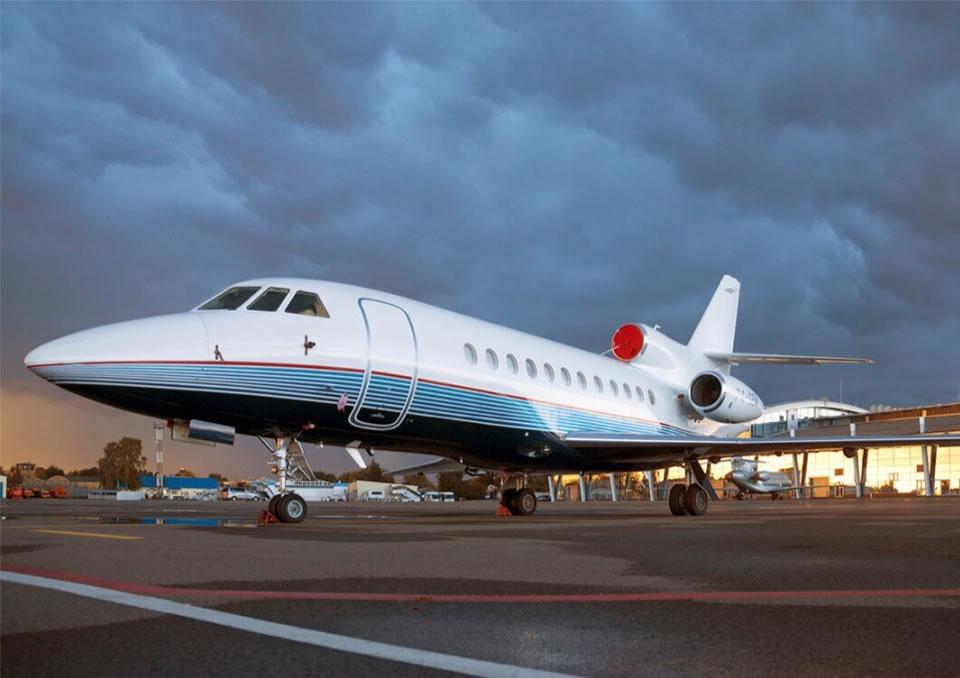 Самолеты Медведчука и Козака - под санкциями